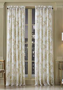 Winslow Rod Pocket Single Sheer Curtain Panel