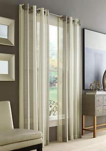 Roosevelt Sheer Single Grommet Panel