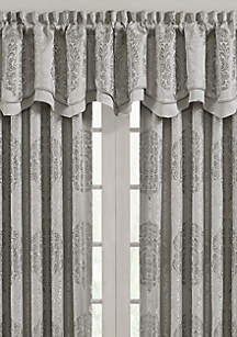 Constantine 2-Layer Scallop Valance