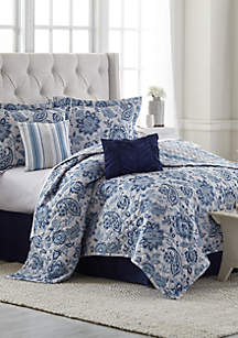 Eva 6-Piece Quilt Bed-In-A-Bag