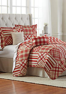 6-Piece Lance Quilt Bed-In-A-Bag Set
