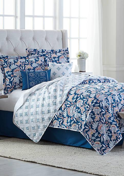 Marji 6 Piece Quilt Bed in a Bag Set