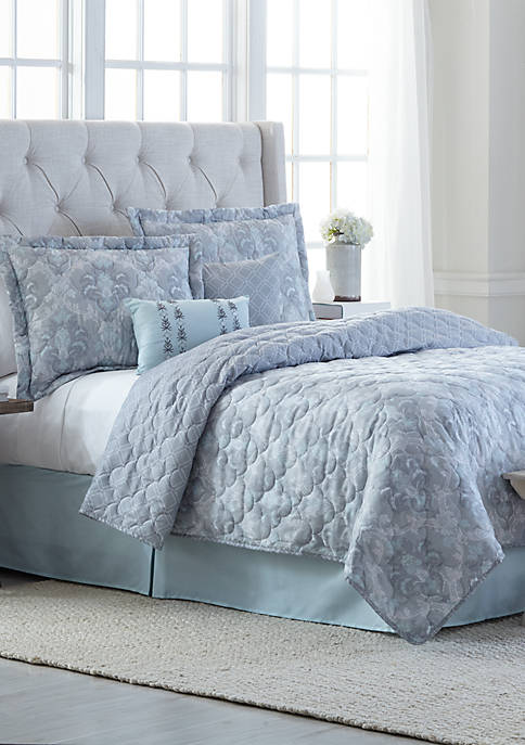 Modern. Southern. Home.™ Rhapsody 6 Piece Quilt Bed