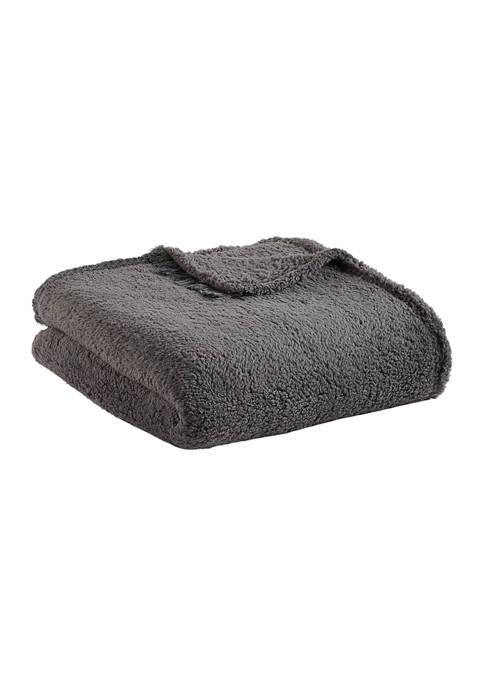 Sherpa King Blanket