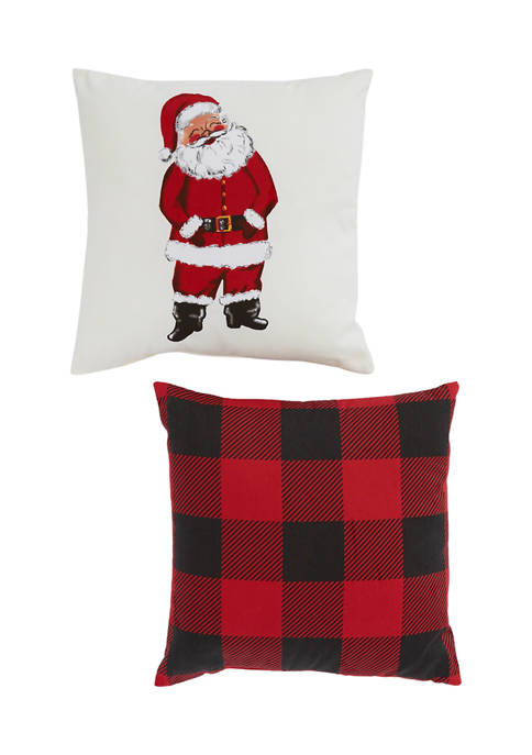 Graphic Decorative Pillows - 2 Pack
