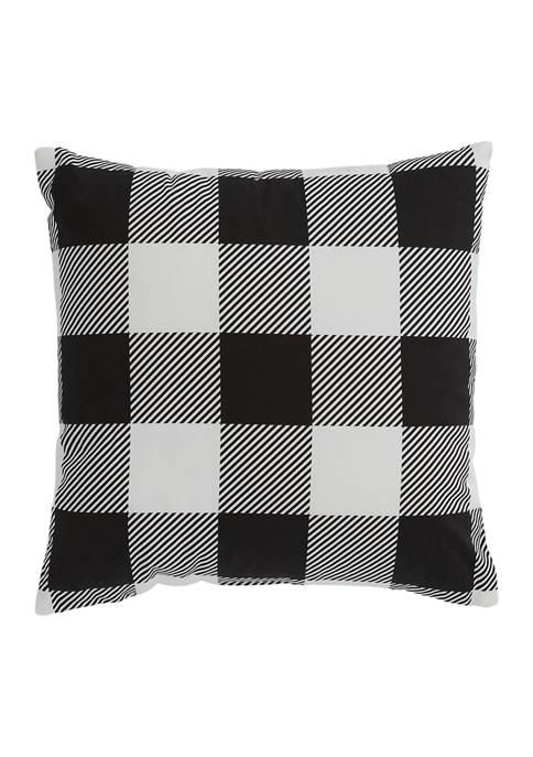 Graphic Decorative Pillow