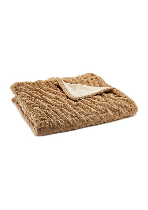 Modern. Southern. Home.™ Animal Faux Fur Throw Blanket