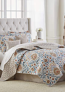 Provence 6-Piece Quilt Bed-In-A-Bag