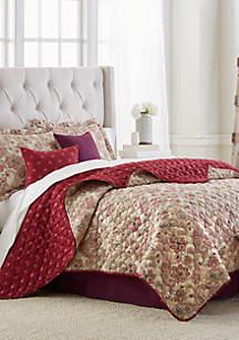 Merinos 6-Piece Quilt Bed-In-A-Bag