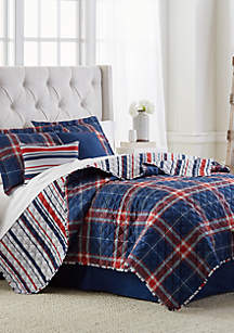 Imperial 6-Piece Quilt Bed-In-A-Bag