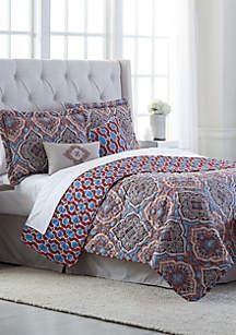 Modern. Southern. Home.™ Decatur Reversible 6 Piece Quilt Set