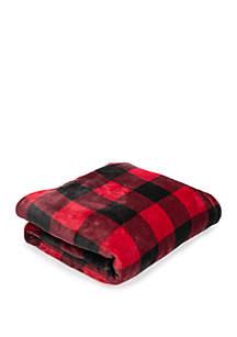 Buffalo Plaid Plush Blanket
