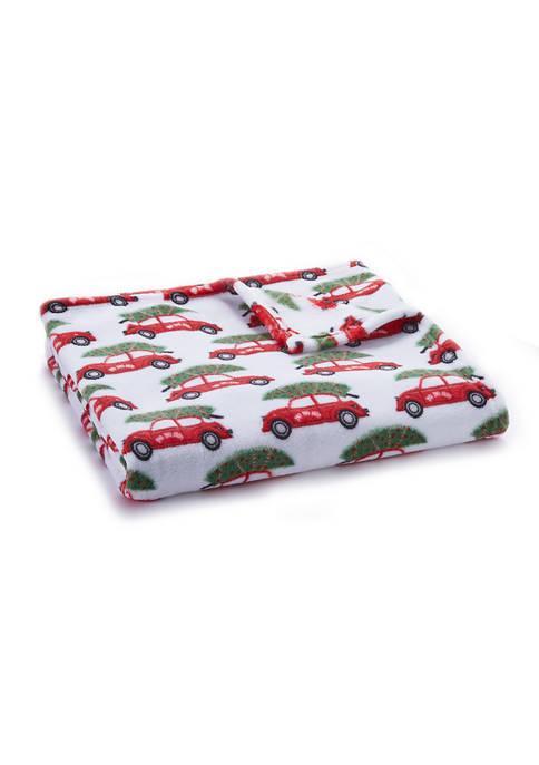 Modern. Southern. Home.™ Car and Christmas Tree Plush