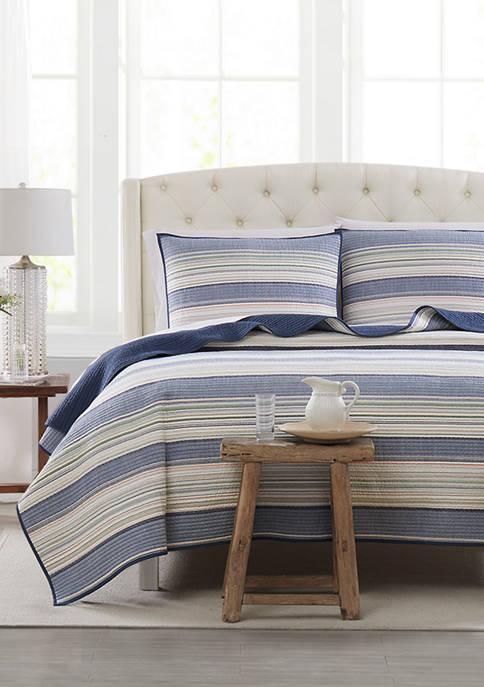 Carrigan Stripe Quilt