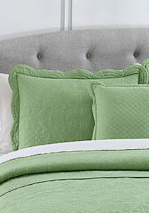 Modern. Southern. Home.™ Scalloped Tiles Decorative Pillow