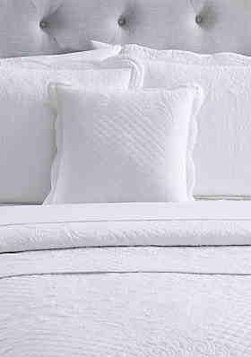 ... Linen Throw Pillow · Modern. Southern. Home.™ Scalloped Tiles Decorative Pillow ...