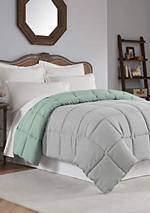 Modern. Southern. Home.™ Reversible Solid Down Alternative Comforter