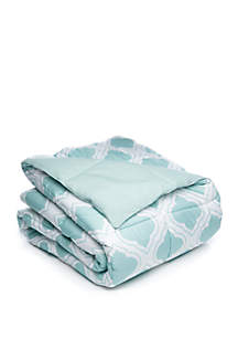 Modern. Southern. Home.™ Trellis Reversible Down Alternative Comforter