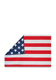 Modern. Southern. Home.™ Stars and Stripes Reversible Placemat