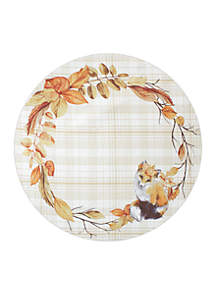 Woodland Fox Placemat