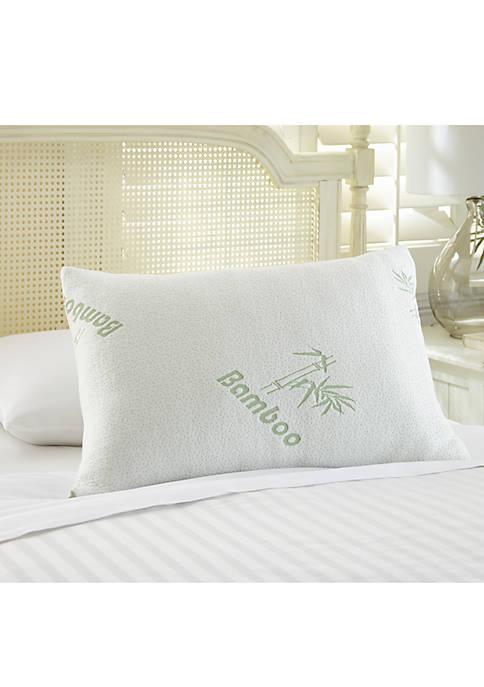 Amrapur Overseas Bamboo Memory Foam Pillow