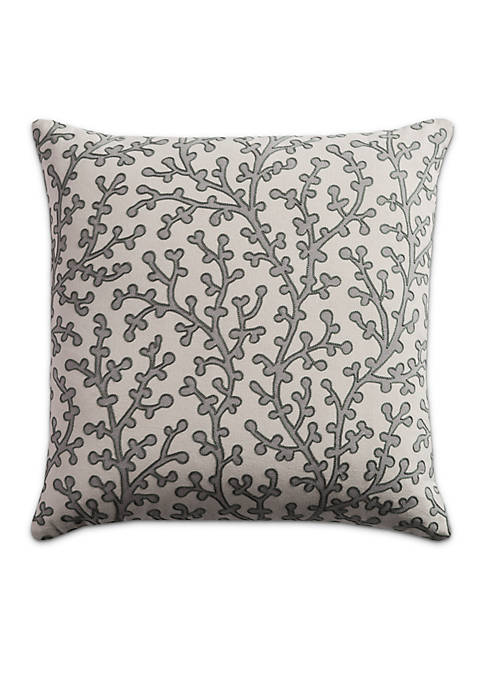 Rizzy Home Coral Decorative Filled Pillow