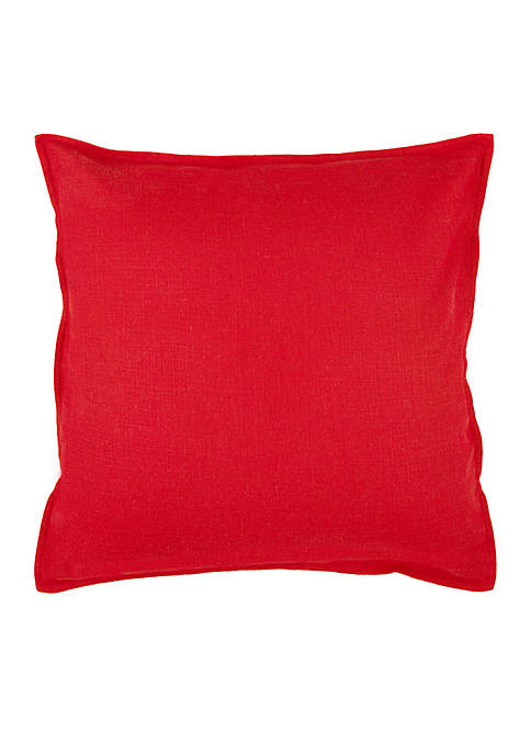 Solid Flange Pillow