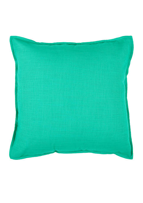 Solid Flanged Pillow