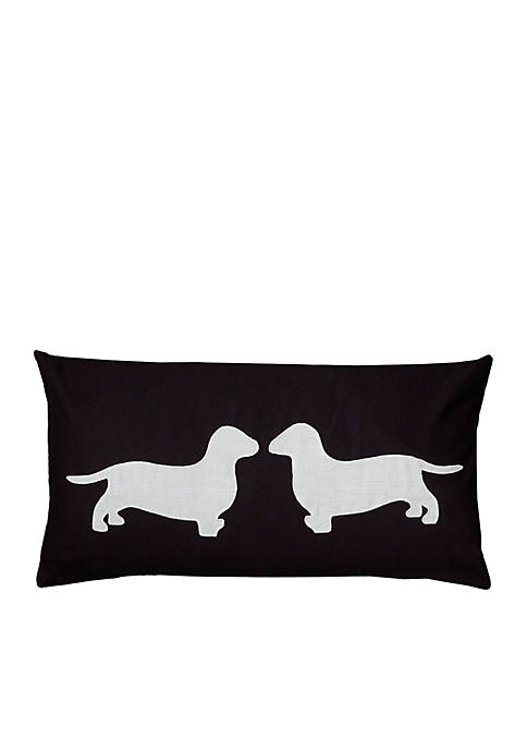 Rizzy Home Dog Pillow
