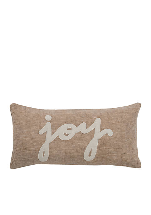 Rizzy Home Joy Pillow