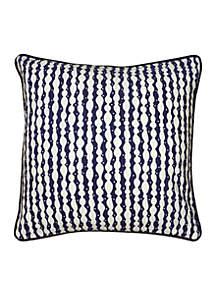 Stripe Cotton Pillow