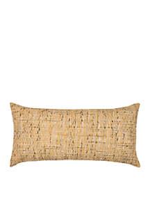 Yellow Decorative Pillow