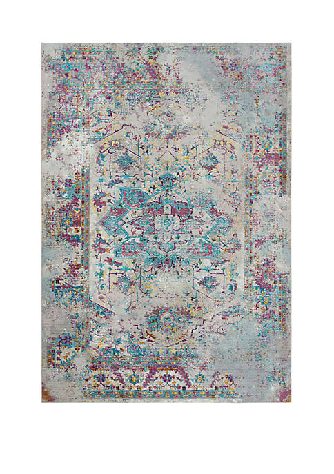 Rizzy Home Louisa 5 ft x 7 ft