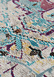 Louisa 3 ft 11 in x 5 ft 6 in Accent Rug