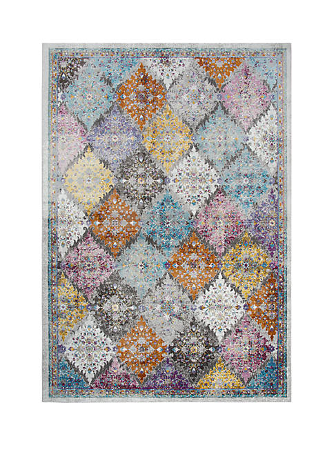 Louise 3 Foot 11 Inch x 5 Foot 6 Inch Accent Rug