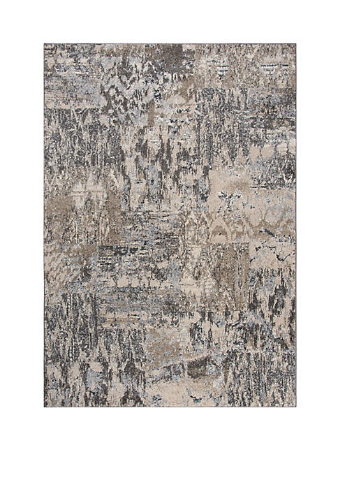 Leona 3 ft 11 in x 5 ft 6 in Accent Rug