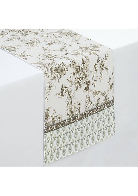 Modern. Southern. Home.™ Floral Garden Table Runner