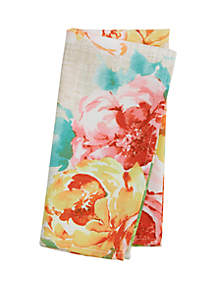 Modern. Southern. Home.™ Dahlia Blooms Napkins