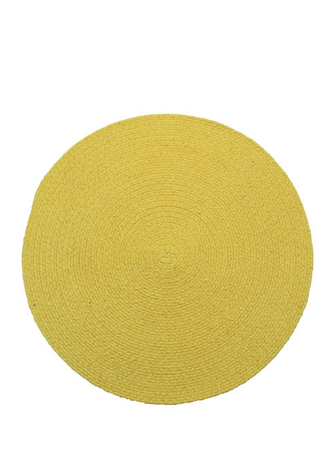 Chelsea Yellow Placemat