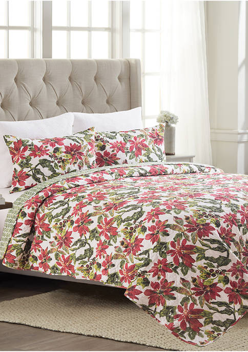 Modern. Southern. Home.™ Holiday Garden Quilt