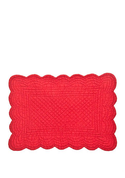 Scallop Placemat