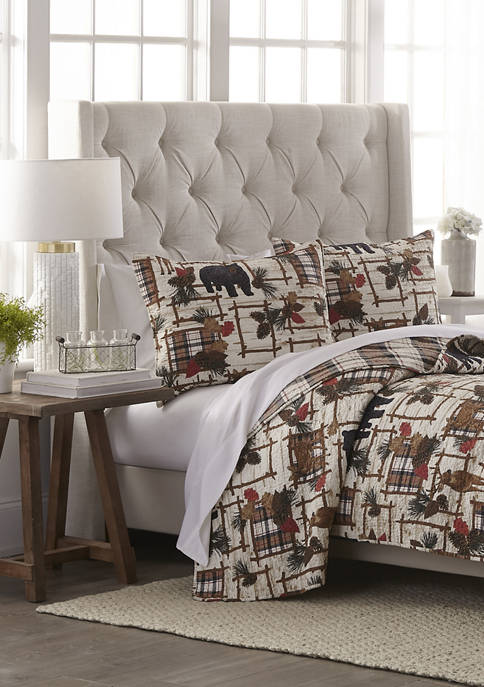 Modern. Southern. Home.™ Anderson Cabin Quilt