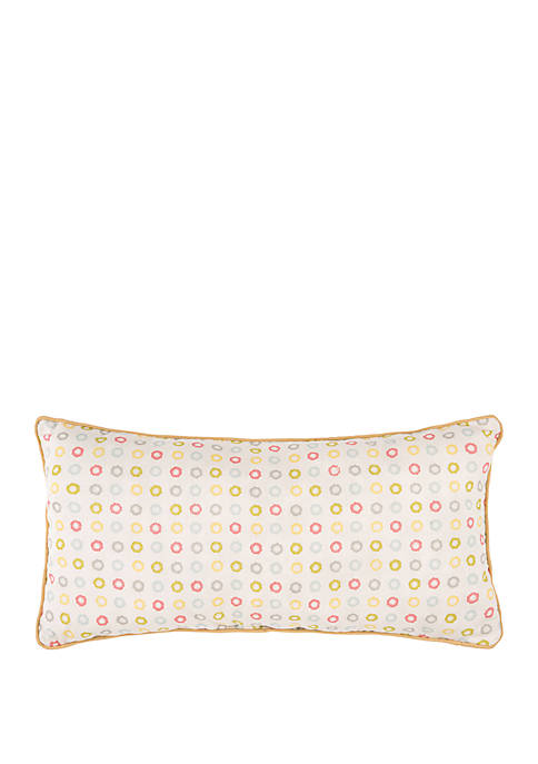 Kaylee Oblong Throw Pillow