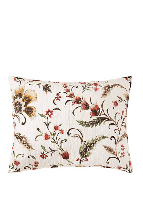 Modern. Southern. Home.™ Harvest Melody Quilted Sham