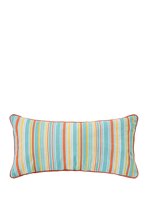 Jasmine Stripe Pillow