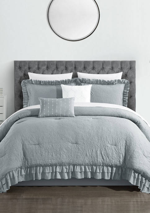 Chic Home Kensley Bed In a Bag Comforter