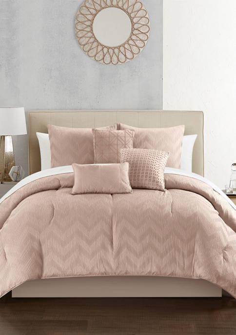 Chic Home Meredith Comforter Set