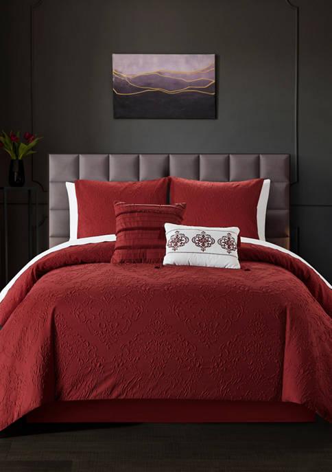 Mayflower Bed In a Bag Comforter Set