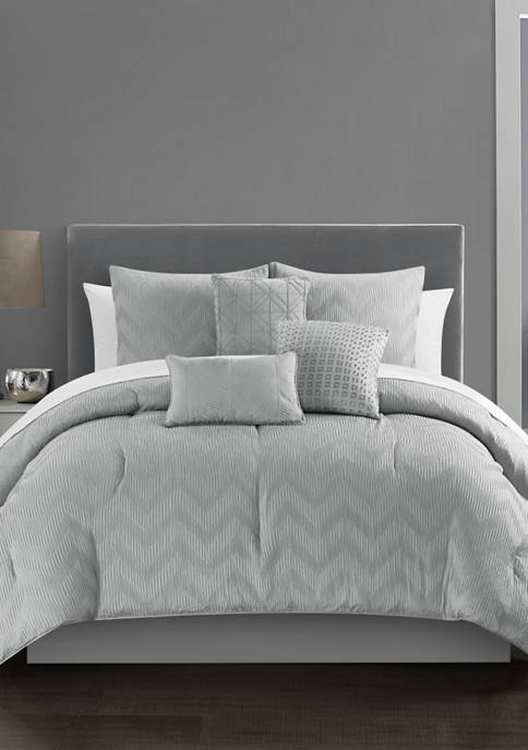 Chic Home Meredith Bed In a Bag Comforter