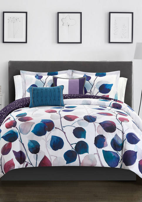 Chic Home Anaea Bed In a Bag Comforter